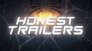 News video: The Amazing Spider-Man 2 - Honest Trailers