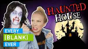 News video: EVERY HAUNTED HOUSE EVER
