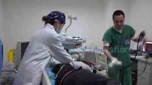 News video: Doctor removes lighter from man's stomach after 20 years