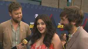 News video: Lady Antebellum's Hillary Scott Gets Real About Breastfeeding (Exclusive)