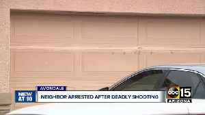 News video: Avondale man shot and killed in his garage