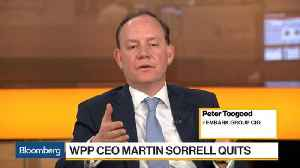 News video: Embark CIO Says WPP's Sorrell `Signed His Own Death Warrant'