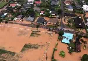News video: US Coast Guard Responds to Flooding on Kauai, Hawaii