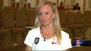 News video: NYC Marathon champ comes home, looking to end Boston drought