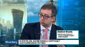 News video: Morgan Stanley Says Oil Price Needs to Rise to Spur Investment
