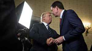 News video: Comey Said Trump Is 'Morally Unfit to be President'