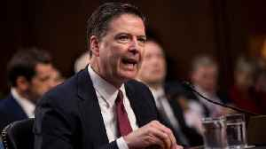 News video: Comey Says Trump May Have Obstructed Justice
