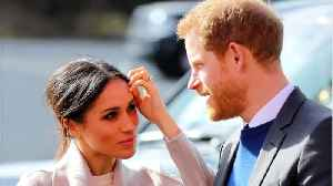 News video: Prince Harry Gushes About Meghan Markle