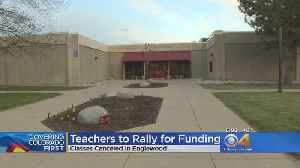 News video: Teachers To Skip School For Rally For More Funding