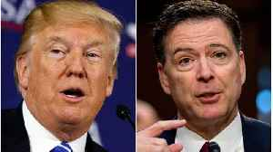 News video: Comey Slammed By Trump After Bombshell Interview