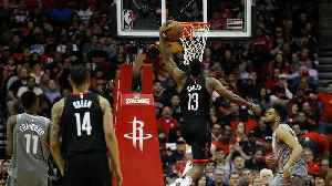 News video: Timberwolves Miss Their Chance to Take Down Rockets