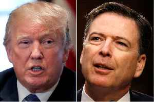 News video: James Comey Says Trump is 'Morally Unfit to be President'
