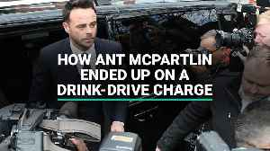 News video: How Ant McPartlin Ended Up On a Drink-Drive Charge
