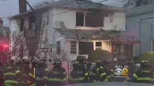 News video: 2 Women Killed In Queens House Fire