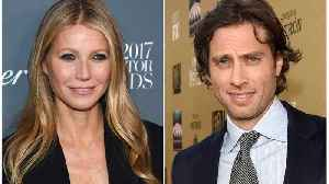 News video: Gwyneth Paltrow's engagement party was so lavish that people think it was a secret wedding
