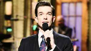 News video: You aren't hearing things — John Mulaney's name *was* mispronounced on Saturday Night Live