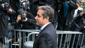 News video: Trump Lawyer Michael Cohen's Mystery Third Client Revealed