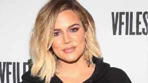 News video: Khloe Kardashian Reveals Unique Name For Baby Girl