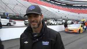 News video: Jimmie Johnson on improving race performance: