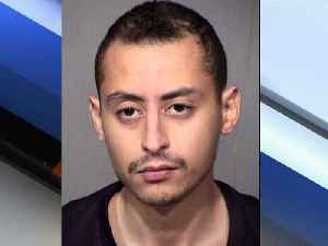 News video: PD: Man has sex with minor after 'Law & Order' - ABC15 Crime