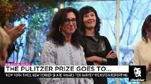 News video: And The Pulitzer Goes To....