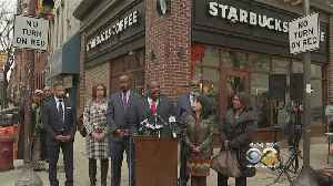 News video: Community Protests After Philly Starbucks Arrests