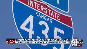 News video: Stats from OPPD show speeding problem on I-435
