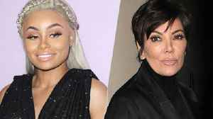 News video: Kris Jenner GOES OFF On Blac Chyna! Wants Rob To Have FULL Custody Over Dream!