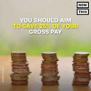 News video: This Is How Much You Should Have Saved at Every Age