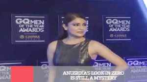 News video: Anushka's Look In Zero Is Still A Mystery