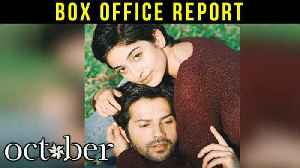 News video: October Film Box Office Report Varun Dhawan, Banita Sandhu