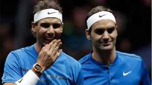 News video: Why Roger Federer Won't Play Rafael Nadal On Clay