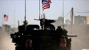 News video: U.S. weighs Syria strategy after airstrikes