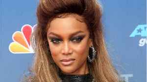News video: Tyra Banks Shares Early Struggles Of Her Career