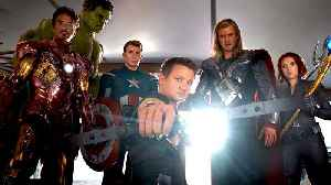News video: Avengers: Infinity War - 10-Year Legacy Featurette