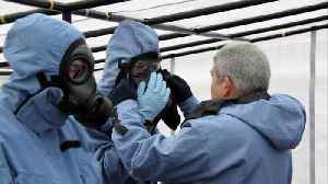 News video: Inspectors Not Allowed Into Suspected Chemical Attack Site Just Yet