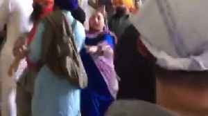 News video: Video shows fight, chaos inside Sikh temple in Greenwood after leadership change