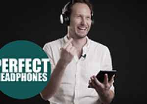 """News video: Music-loving doctors have created the world's first ever headphones that create """"perfect"""" sound"""
