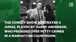 News video: 'Night Court' Star Dead at 65