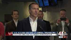 News video: MO AG claims Greitens illegally used charity's donor list
