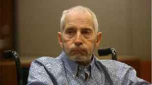 News video: Robert Durst Appears For Hearing On Murder Charges