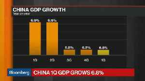 News video: China Economy is 'Pretty Robust' Says CCB International's Cui Li