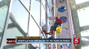News video: Man Sentenced To 105 Years For Child Pornography