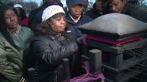 News video: Loved Ones Gather in Brooklyn Park in Memory of Woman Found Dismembered