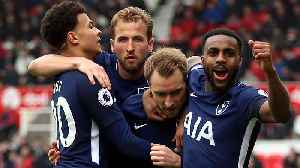 News video: Alli: We're not worried about Arsenal
