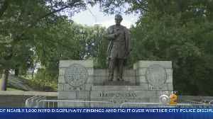 News video: Controversial Statue To Be Removed
