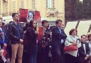 News video: Hundreds Gather to Mark Six Months Since Car Bomb Killed Maltese Journalist