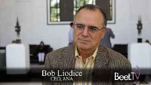 News video: Oceans Of Ad Data Failing To Drive Business Growth: ANA's Liodice