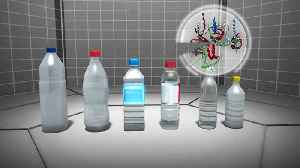 Plastic-eating enzyme could help in battling pollution [Video]