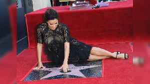 News video: Eva Longoria Gets a Star on the Walk of Fame 20 Years After First Moving to Hollywood